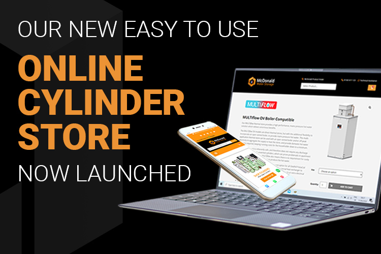 Online Hot Water Cylinders