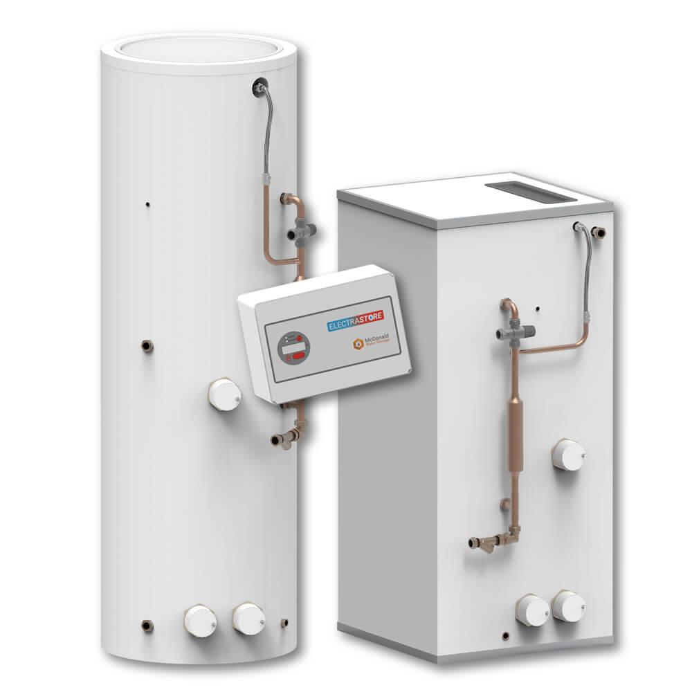 ELECTRAstore thermal store