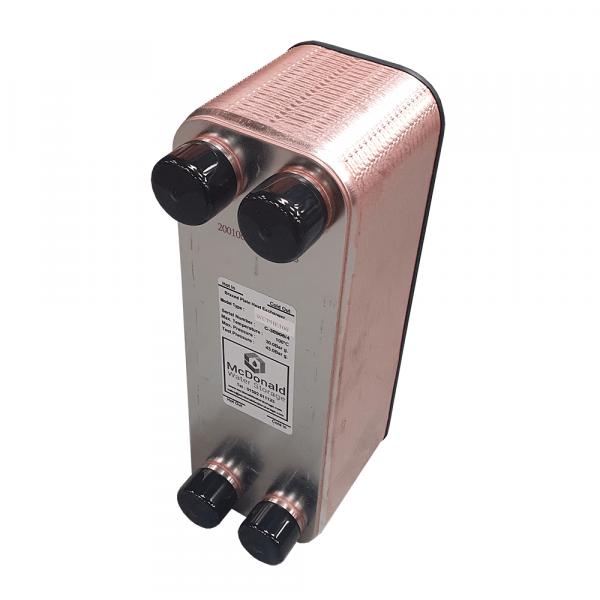 100kW Plate Heat Exchanger
