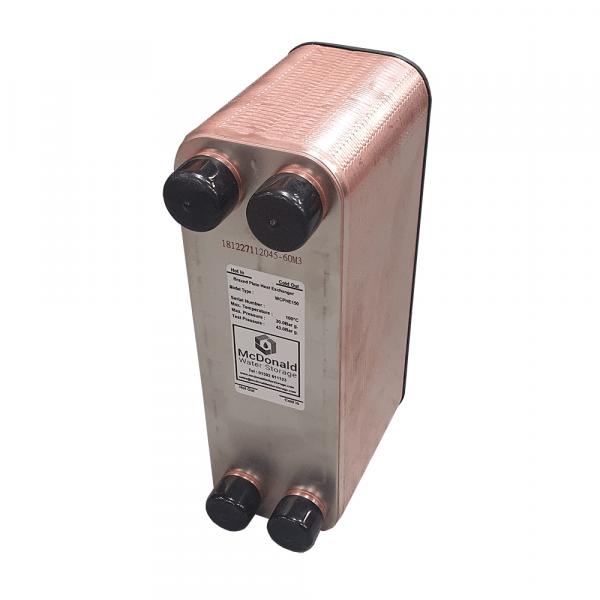 150kW Plate Heat Exchanger