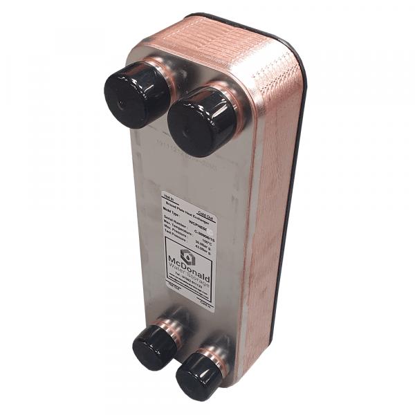50kW Plate Heat Exchanger